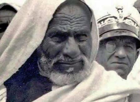 المجاهد عمر المختار