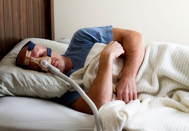 انقطاع النفس الانسدادي النومي sleep apnea