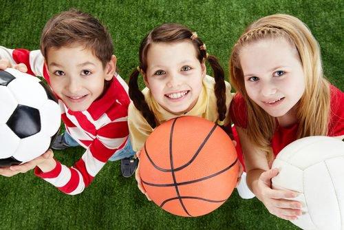 فوائد الرياضة للأطفال