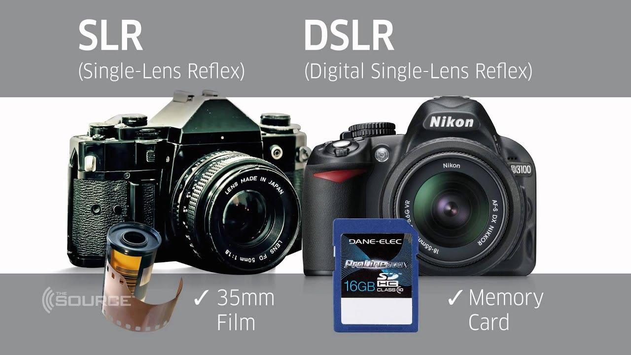 كيف تعمل الكاميرا الكلاسيكية (التقليدية)