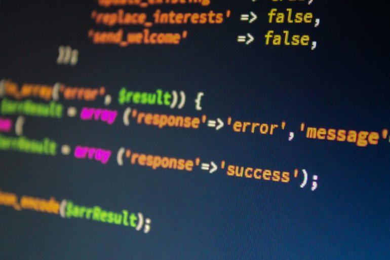 ما هي البرمجة؟