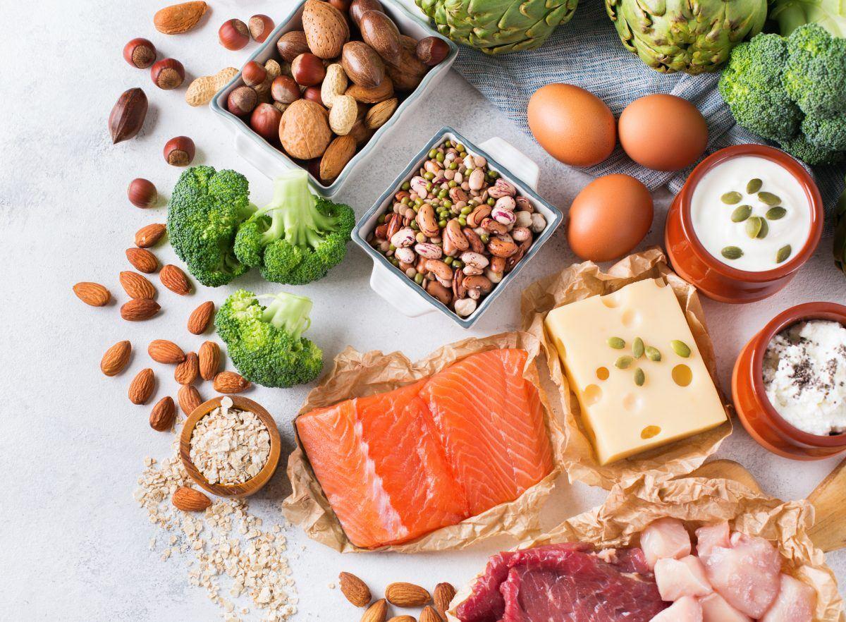 نظام غذائي لمرضى السكر النوع الأول والثاني