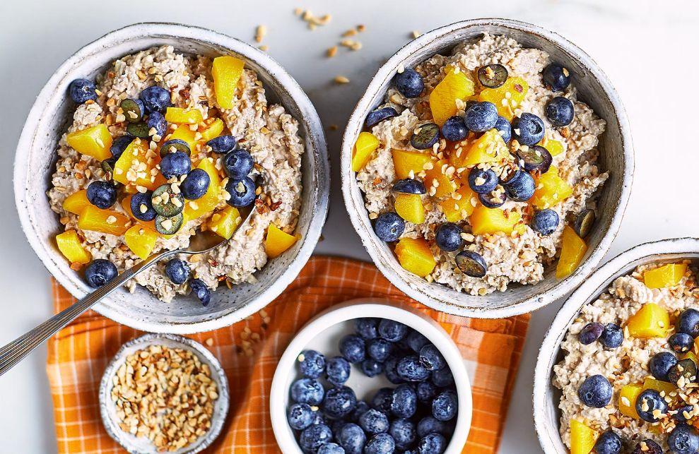 طرق للتخسيس تأكد من تناول الفطور واجعله بسيط ولذيذ