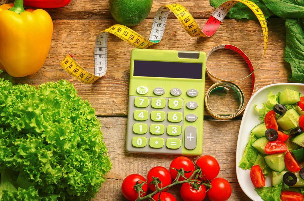 تأكد من حساب السعرات الحرارية التي تتناولها طرق زيادة الوزن