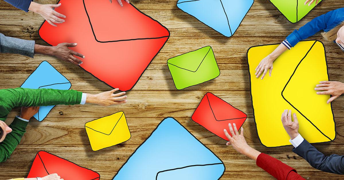 أفضل خدمات البريد الإلكتروني
