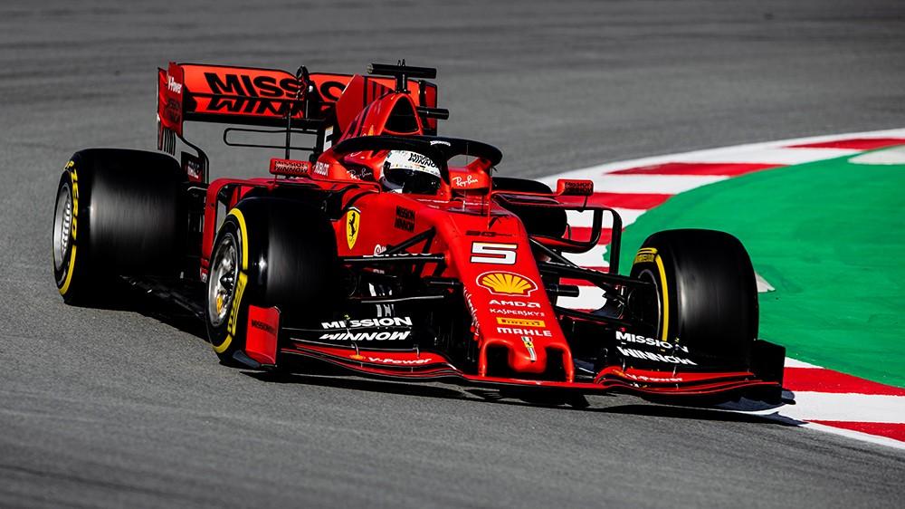 سباق الفورمولا 1