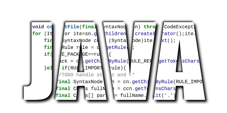لغة الجافا - java programming language