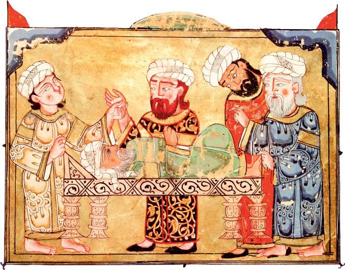 العلماء في العصر الاسلامي