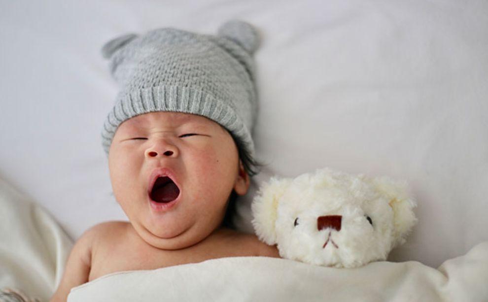 النوم عند الأطفال