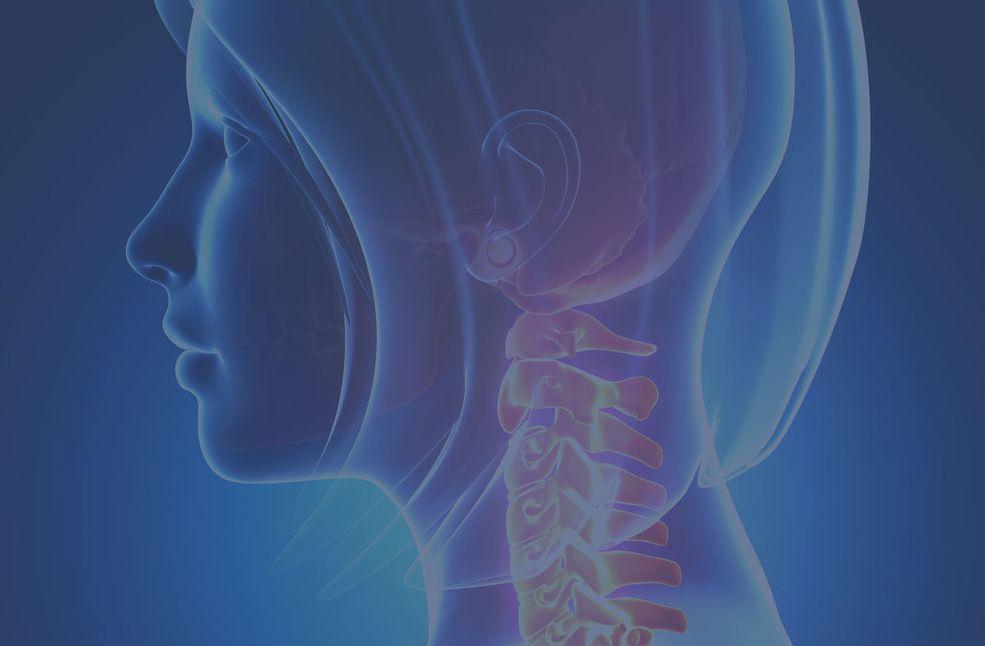 علاج آلام الرقبة والرأس من الخلف والتخفيف منها