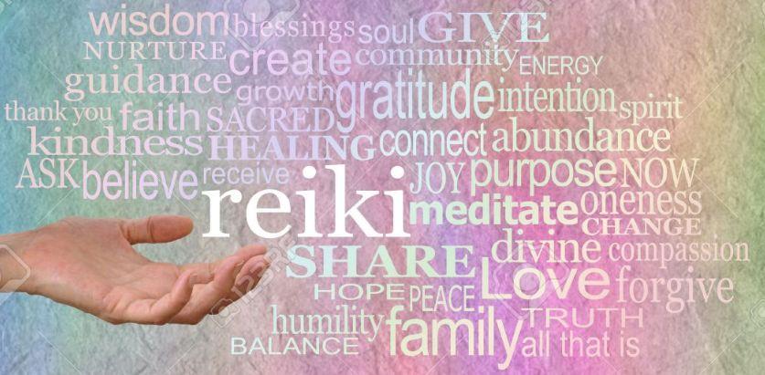 ما الأشياء الجميلة في الطاقة الحيوية (الريكي Reiki)