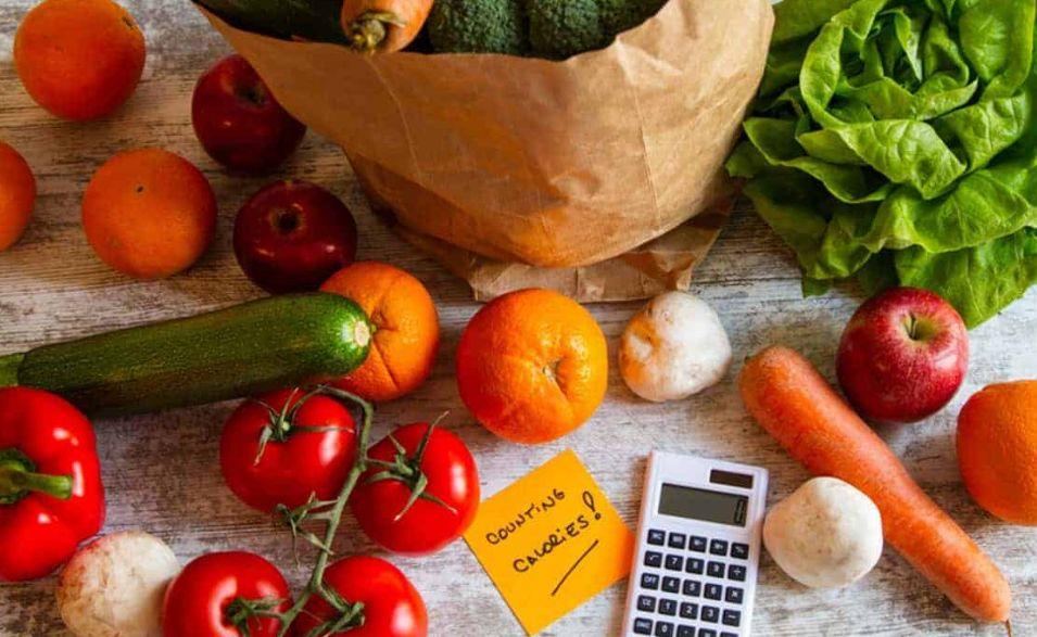 جداول السعرات الحراية للأطعمة والمشروبات والمكسرات