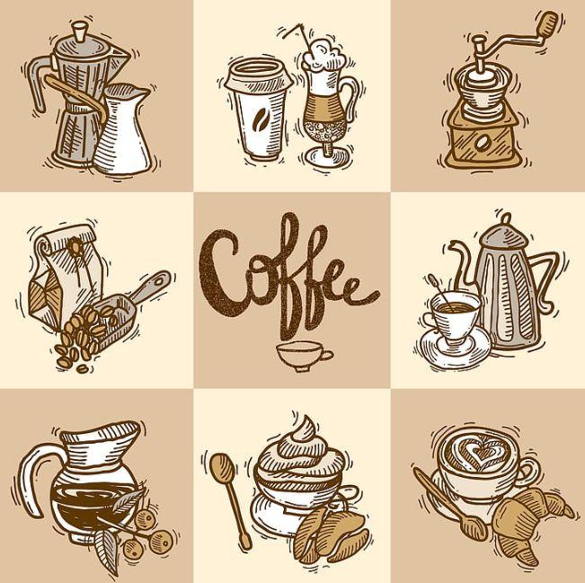 طريقة عمل قهوة اسبريسو بدون ماكينة ..