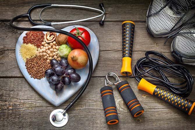 أساسيات التغذية الرياضية