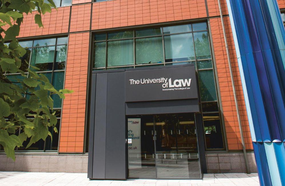 دراسة القانون عن بعد في المملكة المتحدة