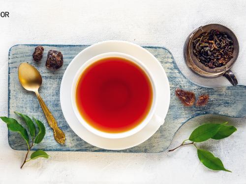 هل الشاي الأحمر يحرق السعرات الحرارية ؟