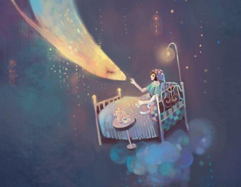 تفسير تكرار الحلم بشخص معين دون التفكير فيه ..