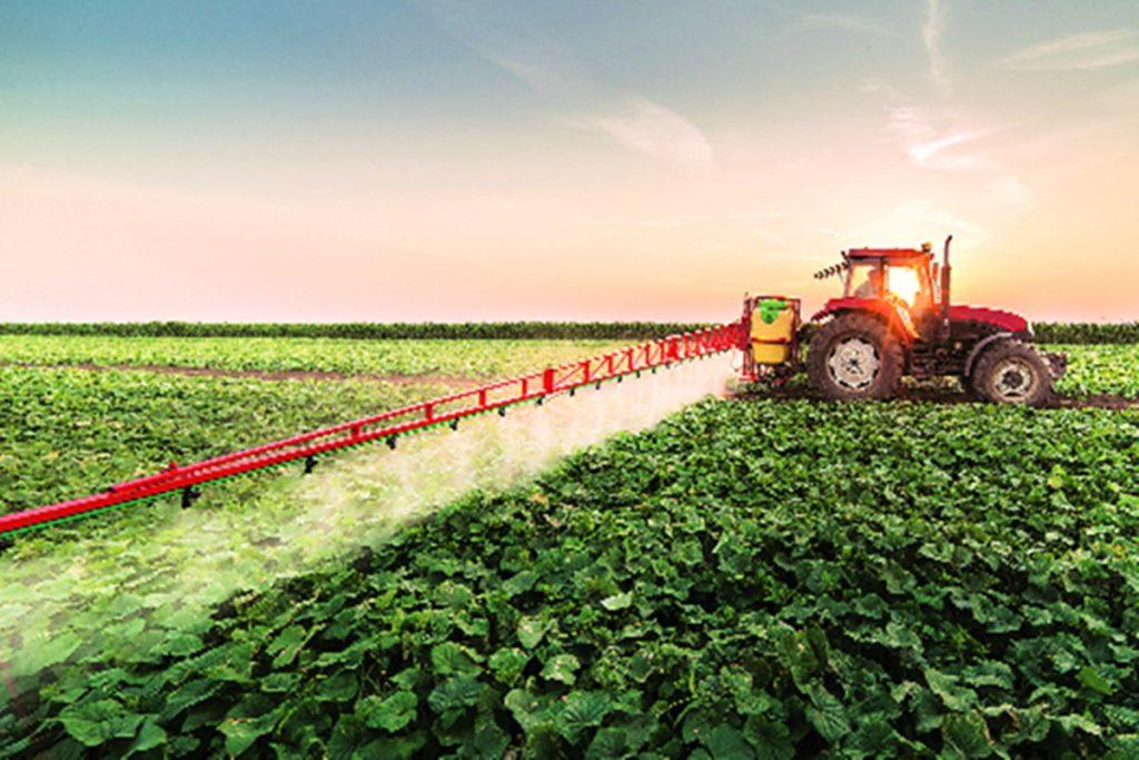 العناية بالأراضي الزراعية