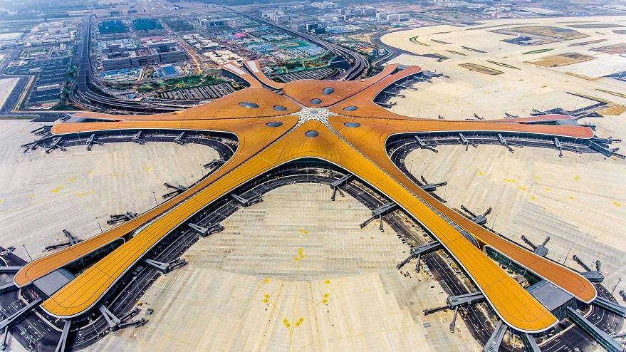 أكبر مطار في العالم - مطار بكين داشينغ الدولي