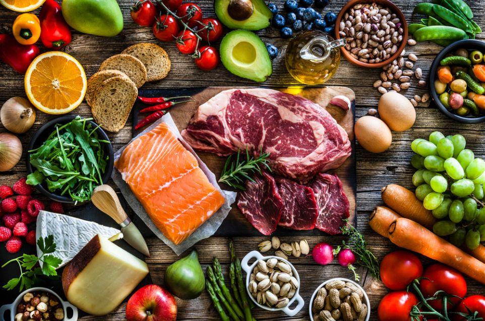 نصائح لـ غذاء صحي متوازن