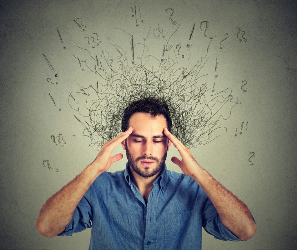 أسباب القلق النفسي