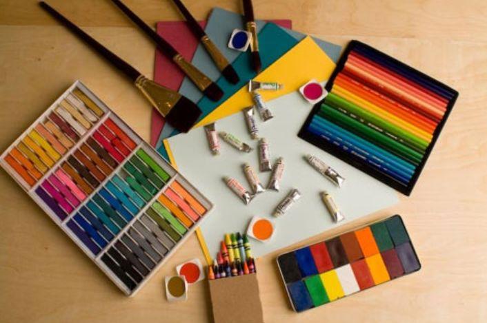 أنواع الألوان الـ 6 ..