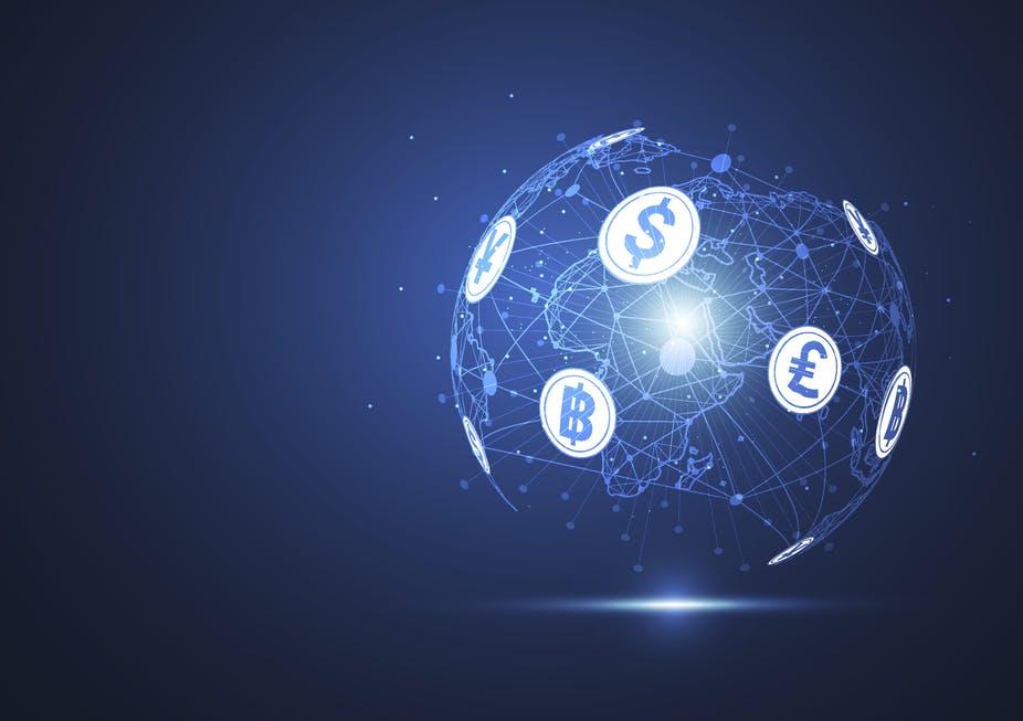 العملات الإلكترونية