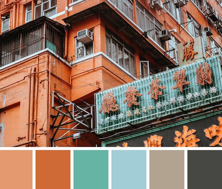 الألوان التي تناسب اللون الرمادي