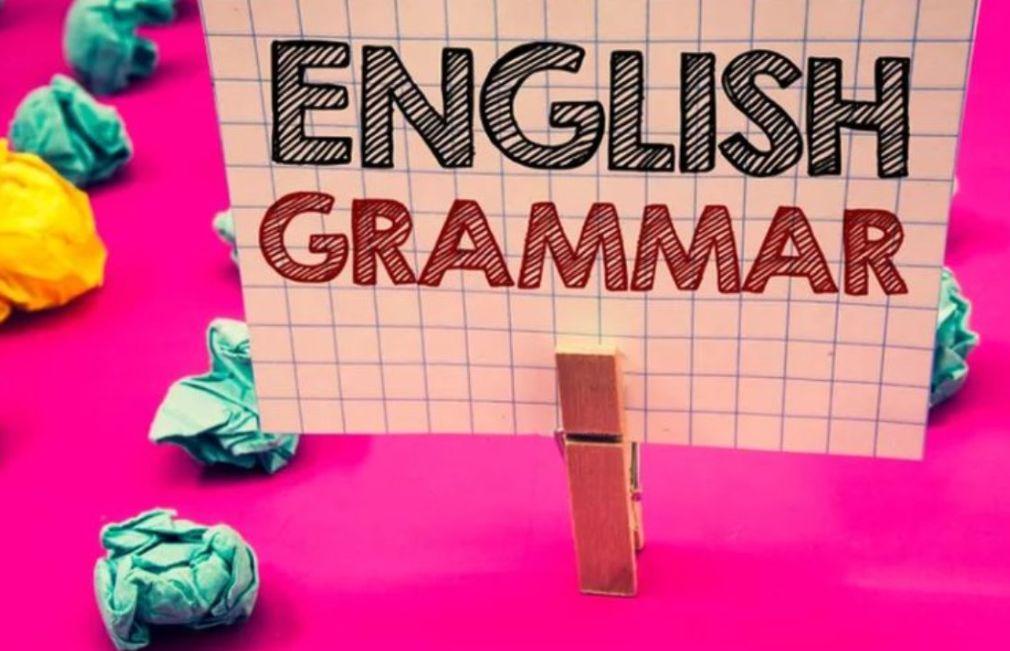قواعد اللغة الإنجليزية ..