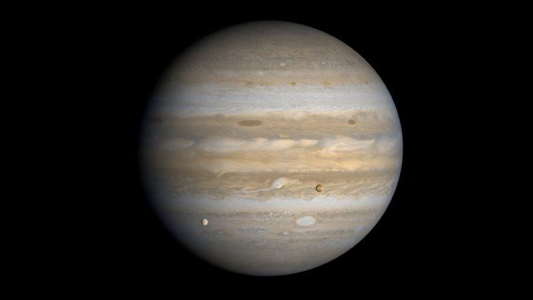 كوكب المشتري - أكبر كواكب المجموعة الشمسية