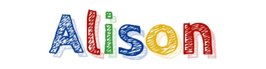 موقع أليسون لتعلم اللغة الإنجليزية