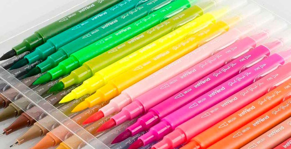 1 - ألوان ماركر