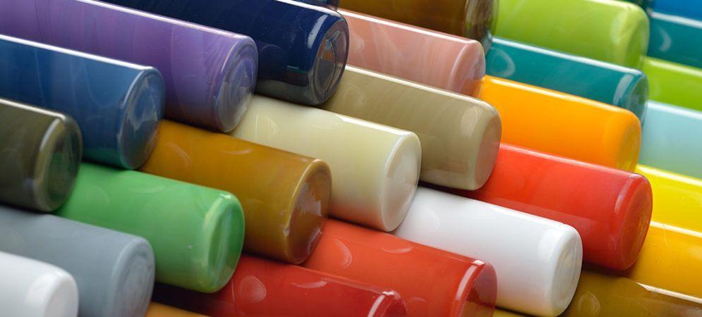2 – ألوان الزجاج glass colors