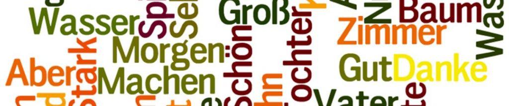 7 – اللغة الألمانية دورات لغات