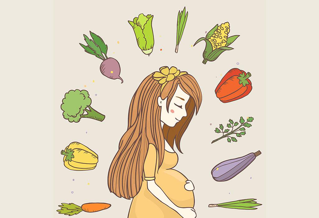 أطعمة للحامل