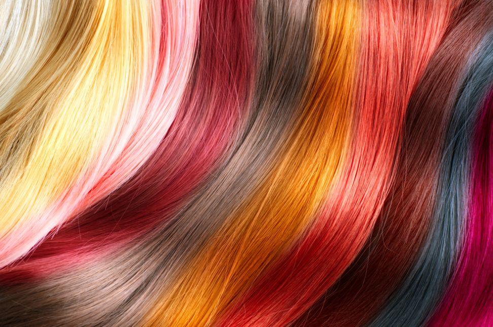 ألوان الصبغات للشعر حسب بشرتك
