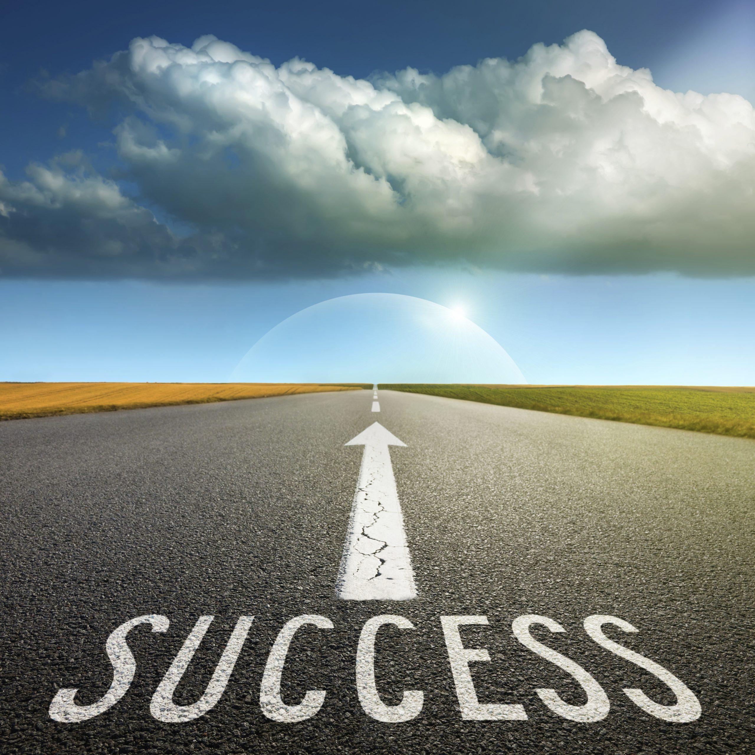 النجاح في الحياة