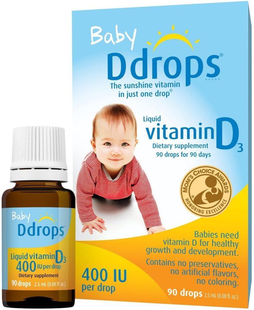 فيتامين د للأطفال بين الأهمية وخطر نقصه في الجسم مجلتك