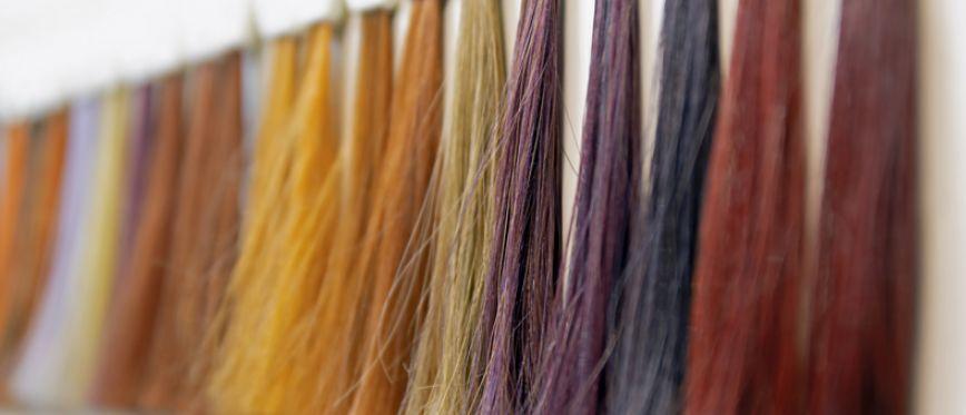 كيف يمكنك الاختيار بين ألوان الصبغات للشعر ؟
