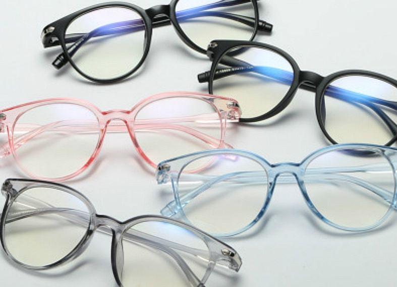 نظارات للوجه الصغير ..