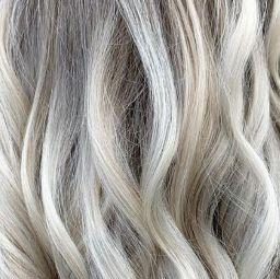 5 – الأشقر الثلجي Ice Blonde صبغات تناسب البشرة الحنطية الفاتحة