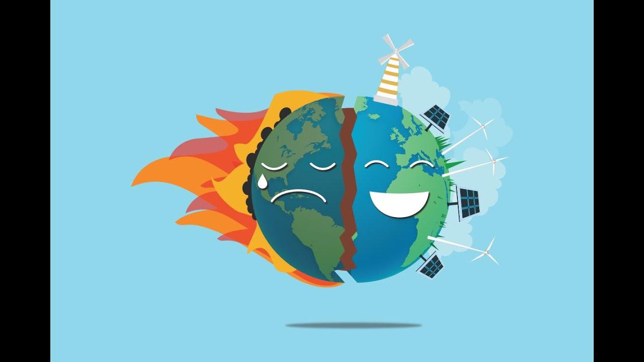 آثار الطاقة غير المتجددة على البيئة