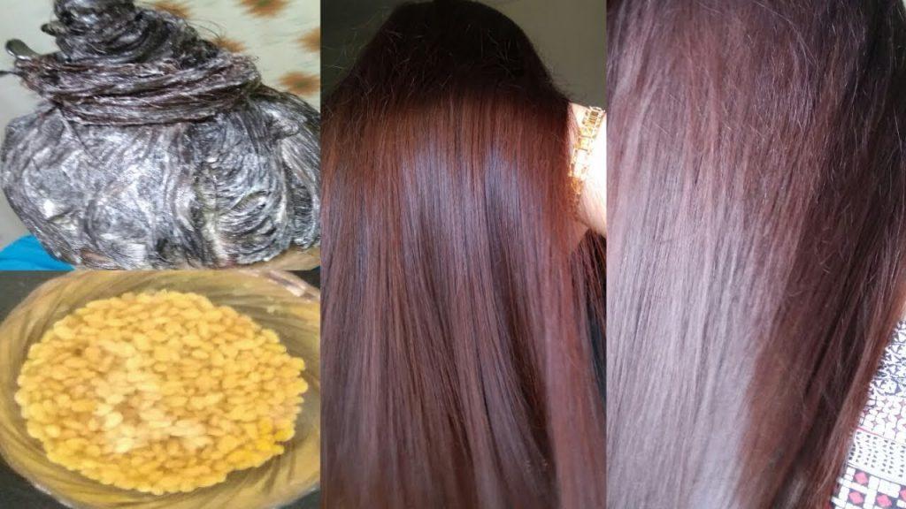 فوائد الحلبة لتطويل الشعر
