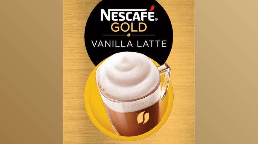 12 – نسكافيه جولد فانيليا لاتيه NESCAFÉ Gold Vanilla Latte