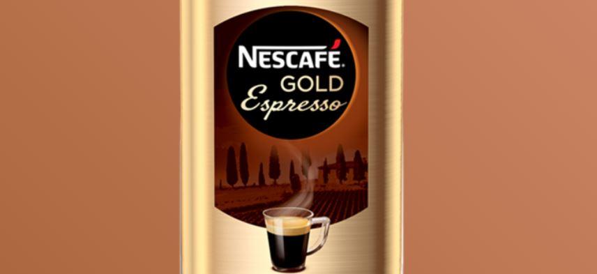 15 – نسكافيه جولد اسبريسو NESCAFÉ GOLD Espresso