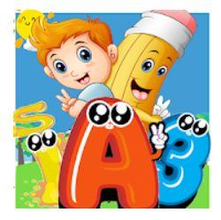 3 - تطبيق تعليم اللغة العربية والانجليزية للاطفال اسلوب تعليم الحروف العربية للاطفال