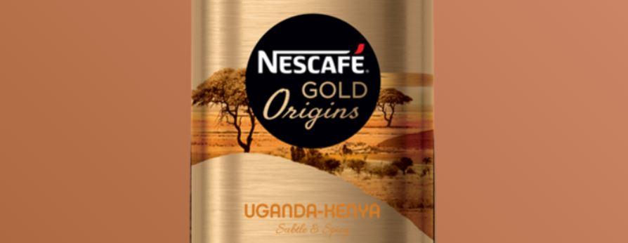 3 – نسكافيه جود أورجنز أوغندا – كينيا NESCAFÉ GOLD Origins Uganda-Kenya أنواع نسكافيه جولد
