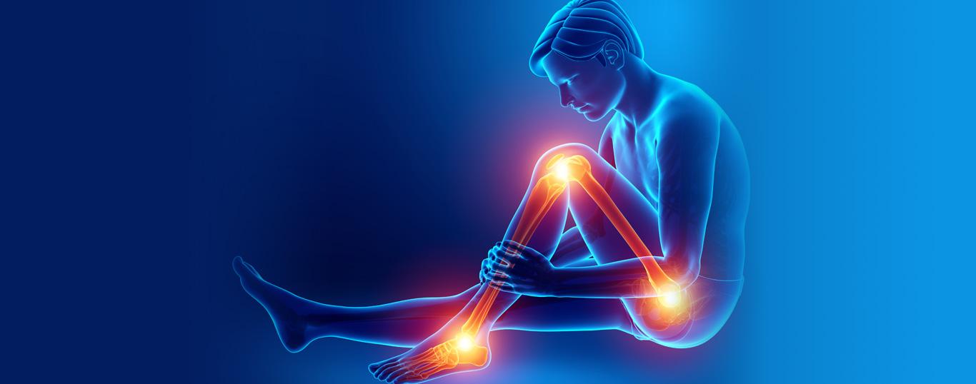 أسباب أمراض العظام
