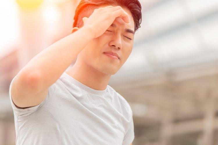 حساسية الضوء