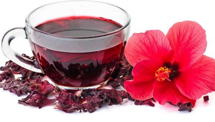 فوائد شاي الكركديه